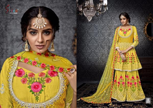 Shree Fab Shehnai Vol 8 Bridal Collection 6037 6041 Series