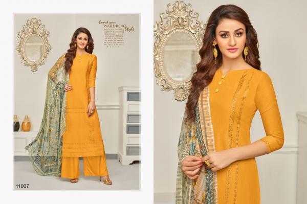 Samaira Fashion Aabida 11007 11012 Series