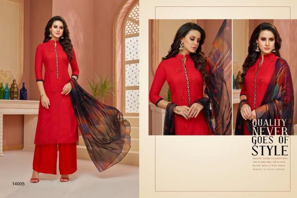 Samaira Fashion Aabida 14005 14013 Series