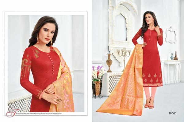 Samaira Fashion Saeeda 10001 10012 Series