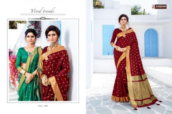 Sangam Prints Nityashree 1001-1008 Series