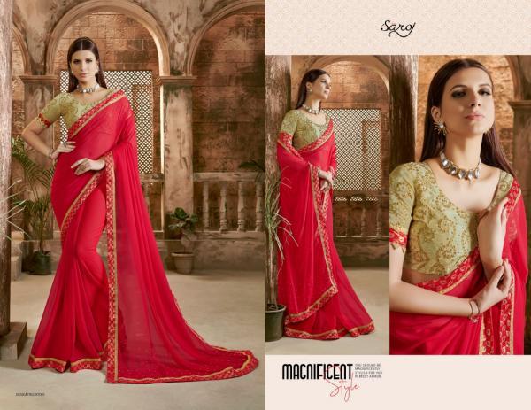 Saroj Saree Evergreen 97001-97008 Series