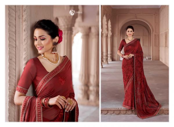 Saroj Saree Heritage 99001-99008 Series