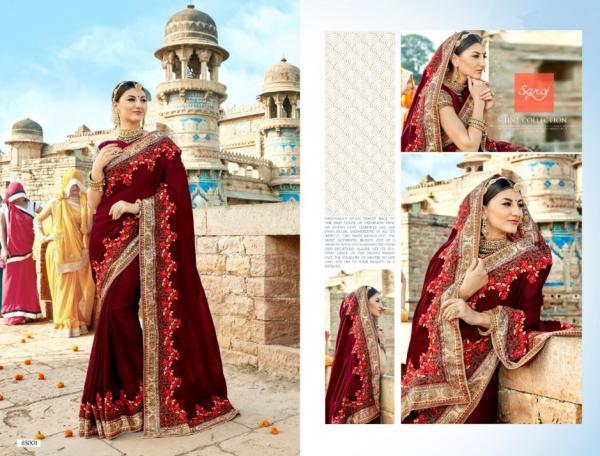 Saroj Saree Nusrat 85001-85006 Series