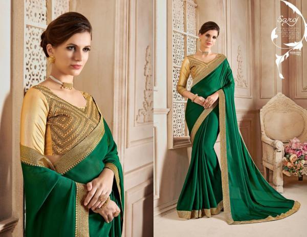 Saroj Saree Vritika 91001-91008 Series