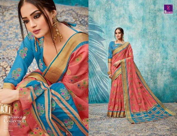 Shangrila Arisha Silk 3041 3050 Series