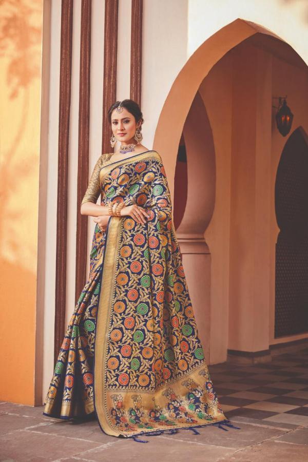 Shangrila Saree Apsara Silk 5321-5326 Series
