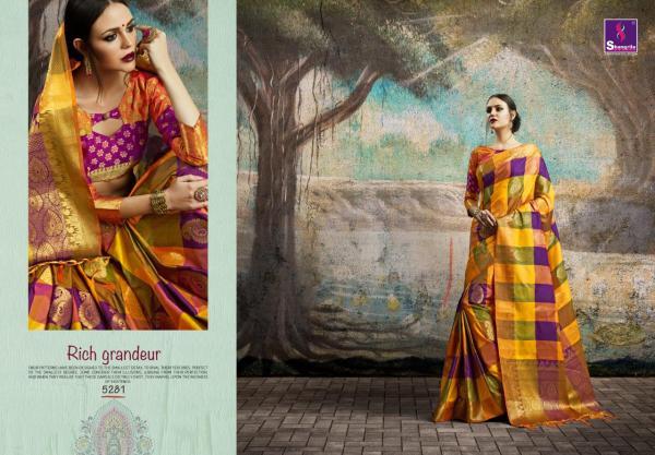 Shangrila Saree Bagicha Silk Vol-2 5281-5284 Series