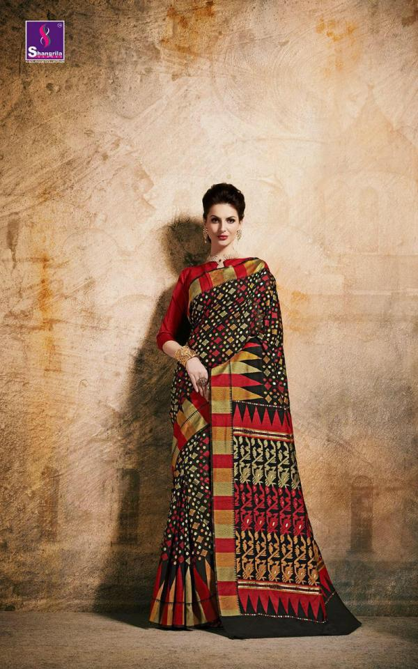 Shangrila Saree Kaashi Silk 5451-5455 Series