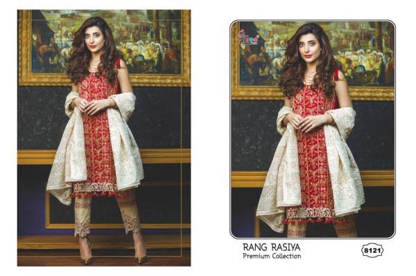 Shree Fabs Rang Rasiya Premium Collection 8121-8128 Series