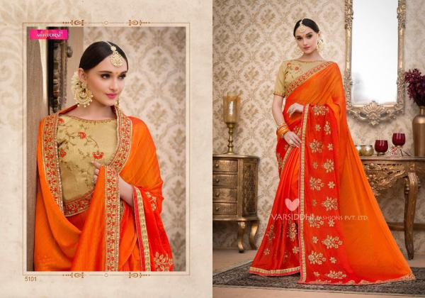 Varsiddhi Fashion Mintorsi Fashion Queen 5101 5108 Series