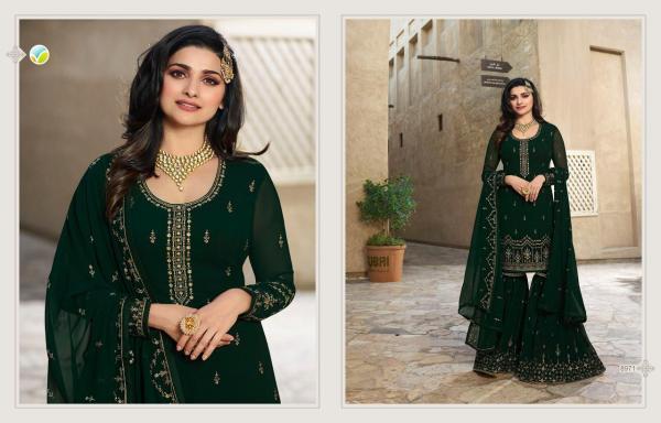 Vinay Fashion Kaseesh Sharara 8971-8976 Series