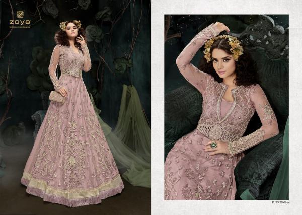 Zoya Sparkle Color Vol 2 23002 23006 ABC Series
