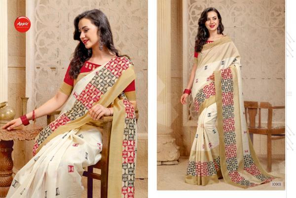 Apple Saree Womaniya Vol 10 10901 10912 Series