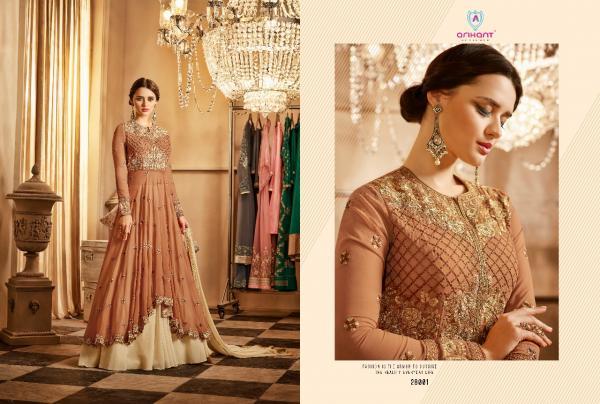 Arihant Designer Aadhvinna 28001 28005 Series