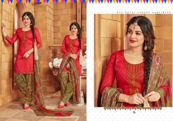 Chandra Fashion Patiyala The Swag 1001 1008 Series