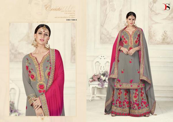 Deepsy Suits Dulhan Platinum Vol 2 Bridal Collection 11000A 11000E Series
