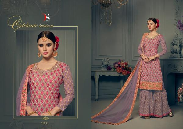 Deepsy Suits Dulhan Vol 4 Bridal Collection 1001 1004 Series