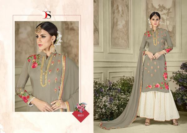 Deepsy Suits Vidai Bridal Collection 6001 6004 Series