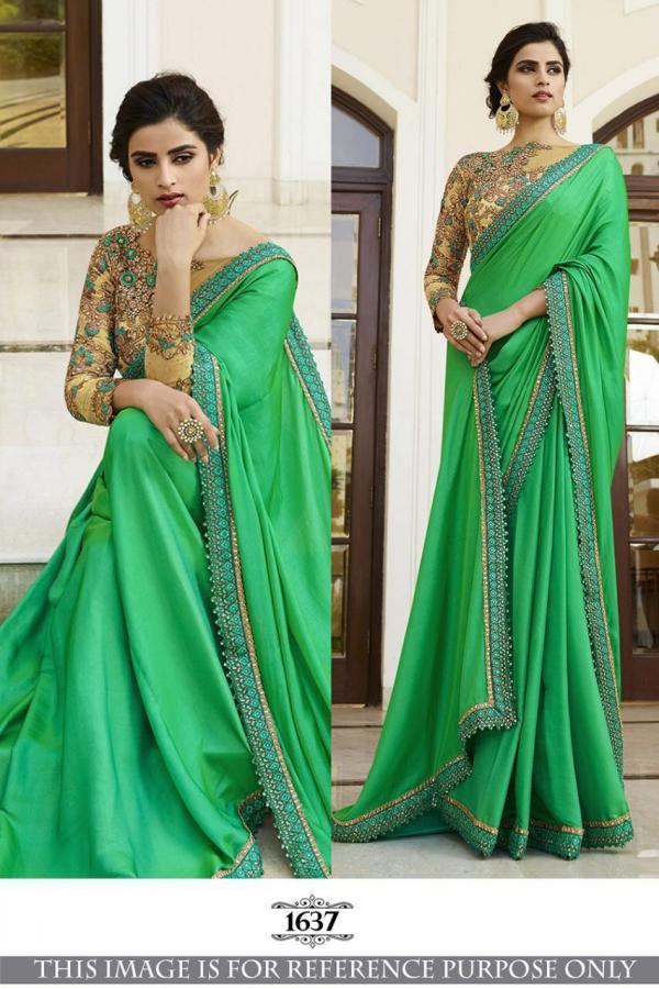 Designer Exclusive Saree 1637