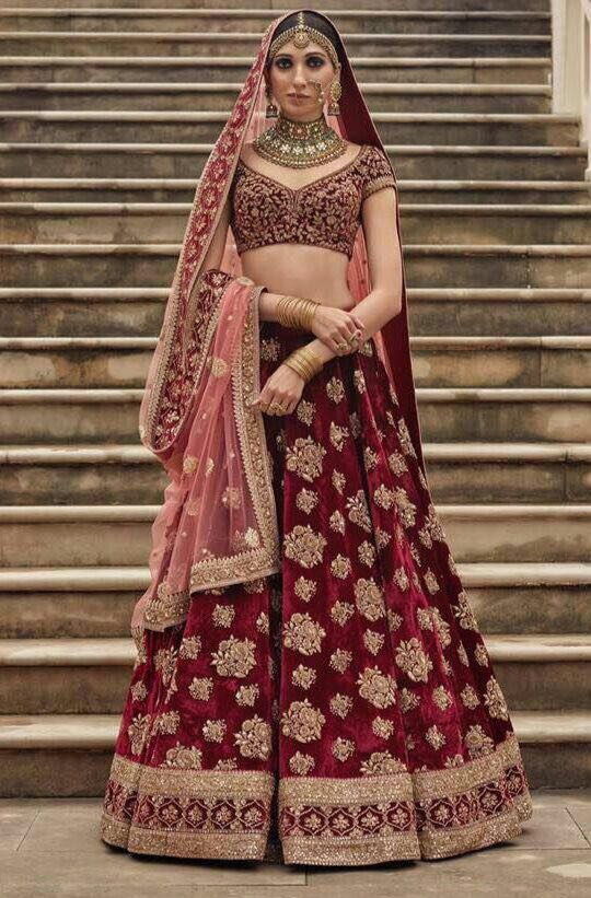 Designer Lehenga 121 Hit Designs