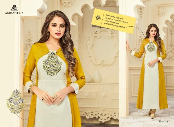 Arihant NX Floral Vol 2 3011 3018 Series