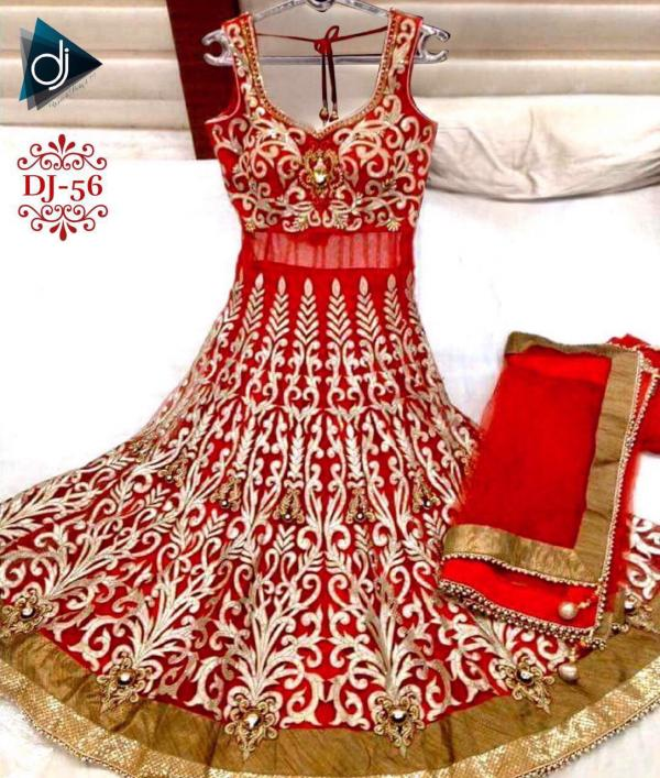 DJ Bridal Anarkali Suits DJ 56