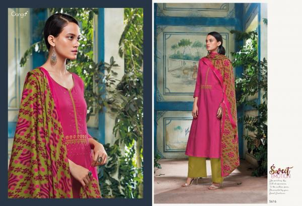 Ganga Sweet Emotion 5616 5624 Series