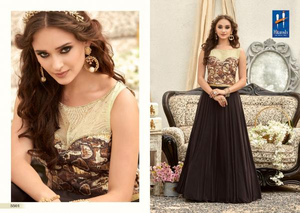 Hitansh Fashion Persia 5501 5513 Series