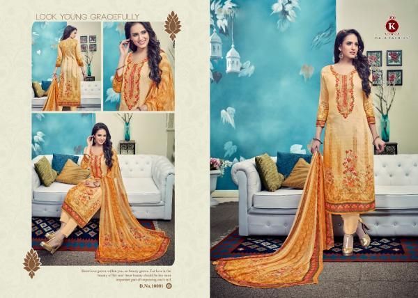 Kala Fashion Rajdhani Vol 2 1001 1006 Series