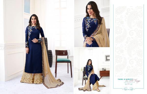 Karma Trendz Saufie Chaudhari 9010 Colors