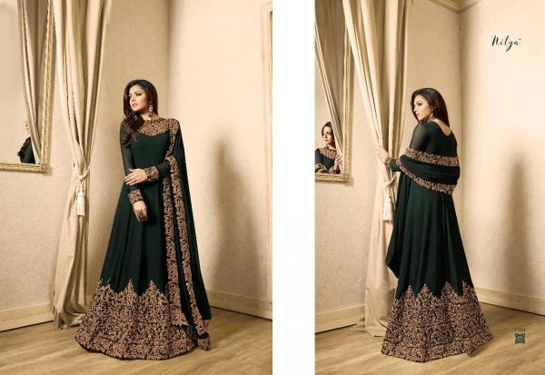 LT Fabrics Nitya 1701 Colors