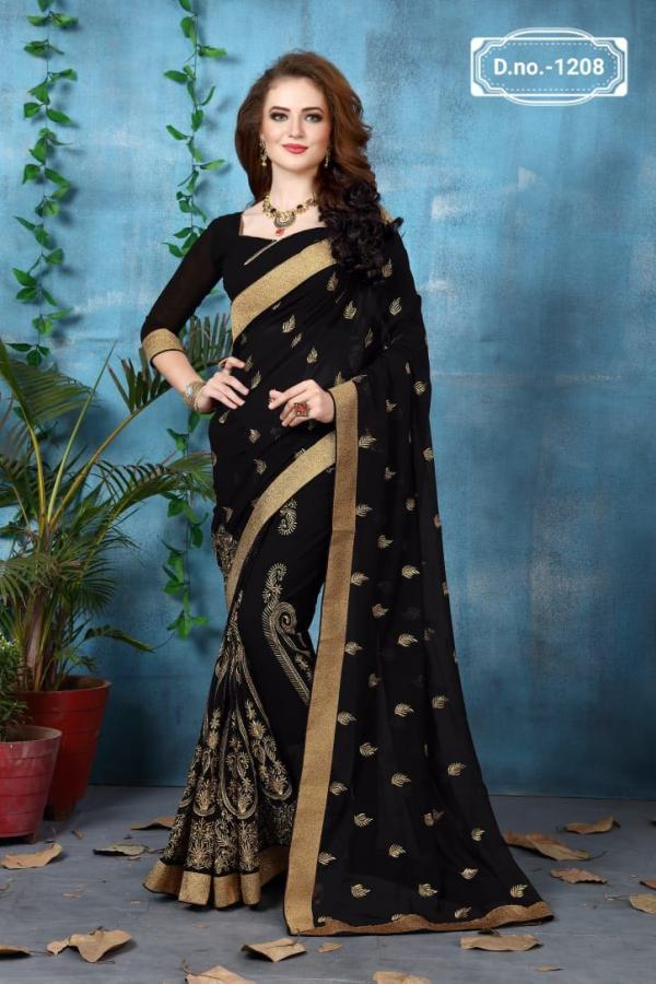 Nari Fashion Queen 1208 1221 Series