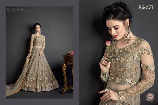 Rama Fashions Raazi 1001 1007 Series