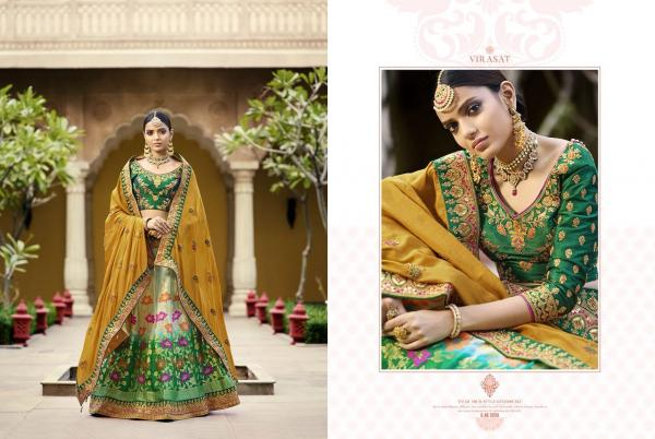 Royal Virasat Lehenga 13139 13147 Series