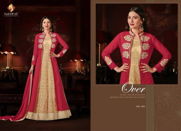 Sajawat Creation Marina Vol 5 10001 10006 Series