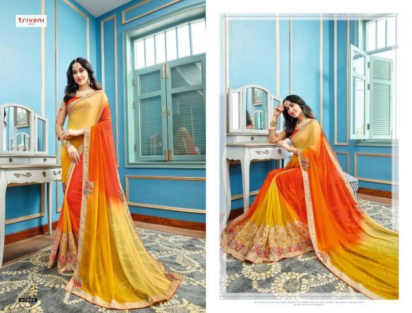 Triveni Saree Jhumri Vol 11 97093 97100 Series