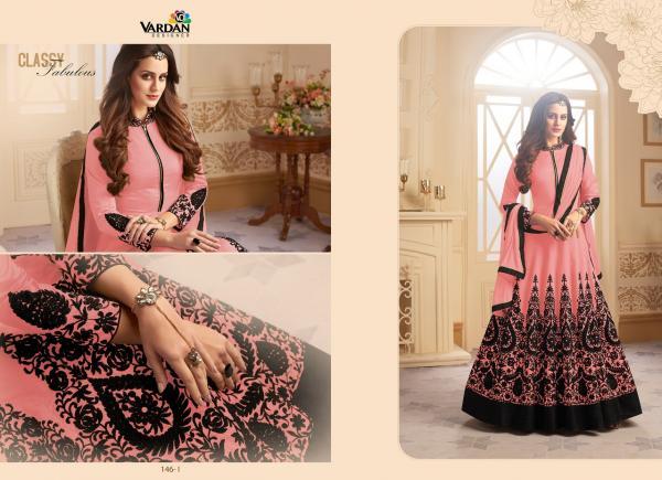 Vardan Designer Navya Vol 5 Platinum+ 146 Colors