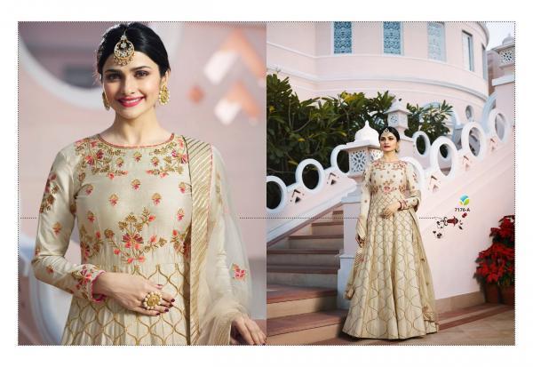 Vinay Fashion LLP Kaseesh Rajmahal 7176 Colors