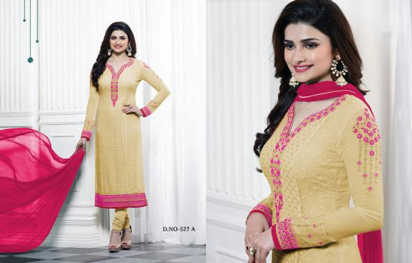 Vinay Fashion LLP Prachi Desai 5287 Colors