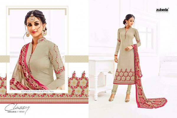 Zubeda Jasmine 13701 13706 Series