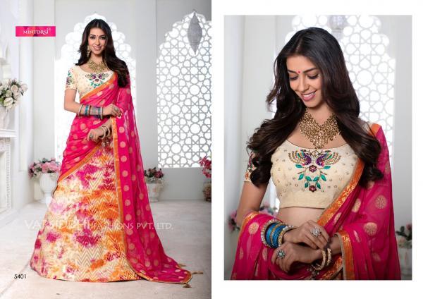 Mintorsi Varsiddhi Fashions 5401 5406 Series