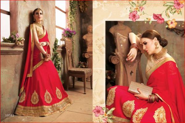 Riddhoo Fashion Majestic 10581 10587 Series