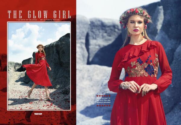 Eternal Royal Red Vol 2 K 482 K 491 Series