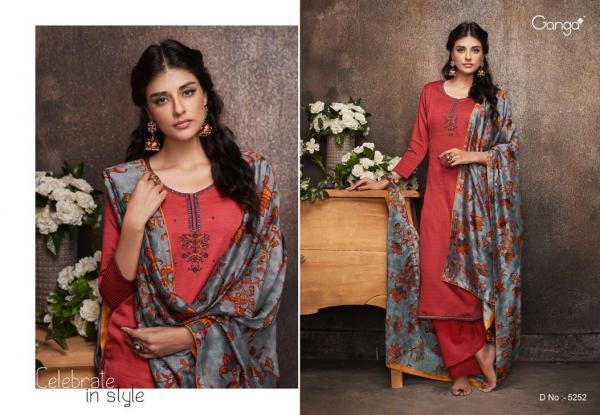 Ganga Fashion Shades 5252 5260 Series