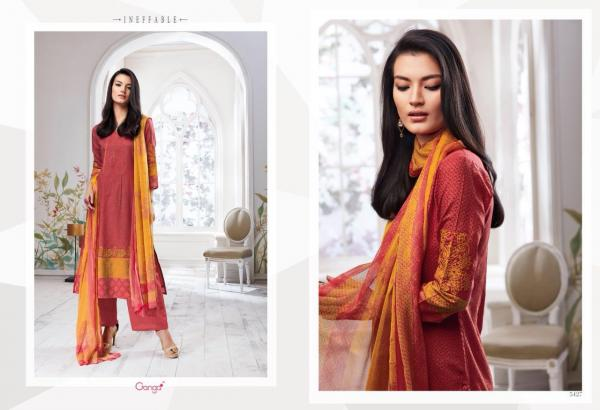 Ganga Ineffable 5427 5435 Series