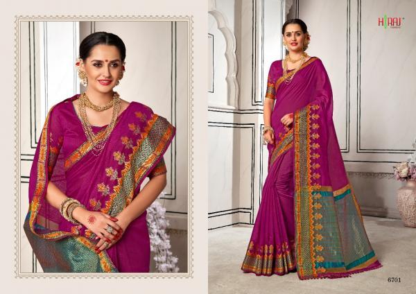 H Raj Monalika 6701 6712 Series