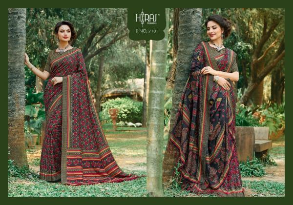 H Raj Manohar 7101 7112 Series
