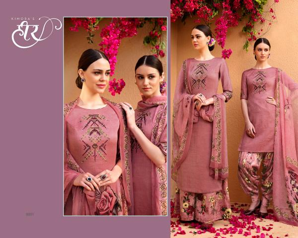 Kimora Fashion Heer Vol 39 8801 8810 Series