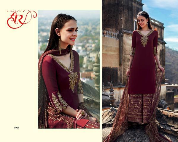 Kimora Fashion Heer Vol 40 8901 8911 Series